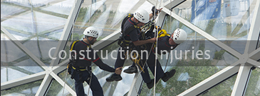 Services-ConstructionInjuries