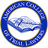 The American College of Trial Lawyers